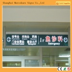 hospital suspended LED light box