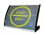 wayfinding sign ,door sign, office signs, table sign, desk sign, indoor sign, directory sign, aluminium sign