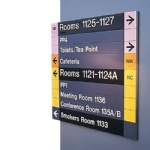 Directory sign, office sign, door signs, room directory sign, wayfinding signs, building directory sign,  interior directory sign