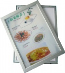 Light Box, LED Light Box, LED Edge Lit Light Box, LED Slim Snap Frame Light Box