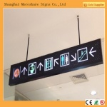 Illuminated LED Light Boxes Attract